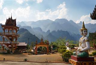 Tourismus in Laos