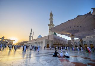 Tourismus in Saudi-Arabien